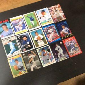 Roger Clemens Baseball Cards - Lot of 20 *VG-NM+*